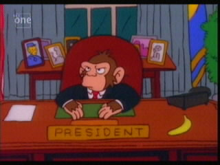 Jay as President